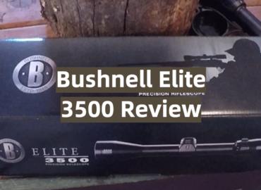 Bushnell Elite 3500 Review